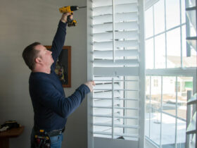 How Installing Plantation Shutters Can Totally Transform a Room