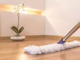 Tips for Cleaning Kitchen Hardwood Floors