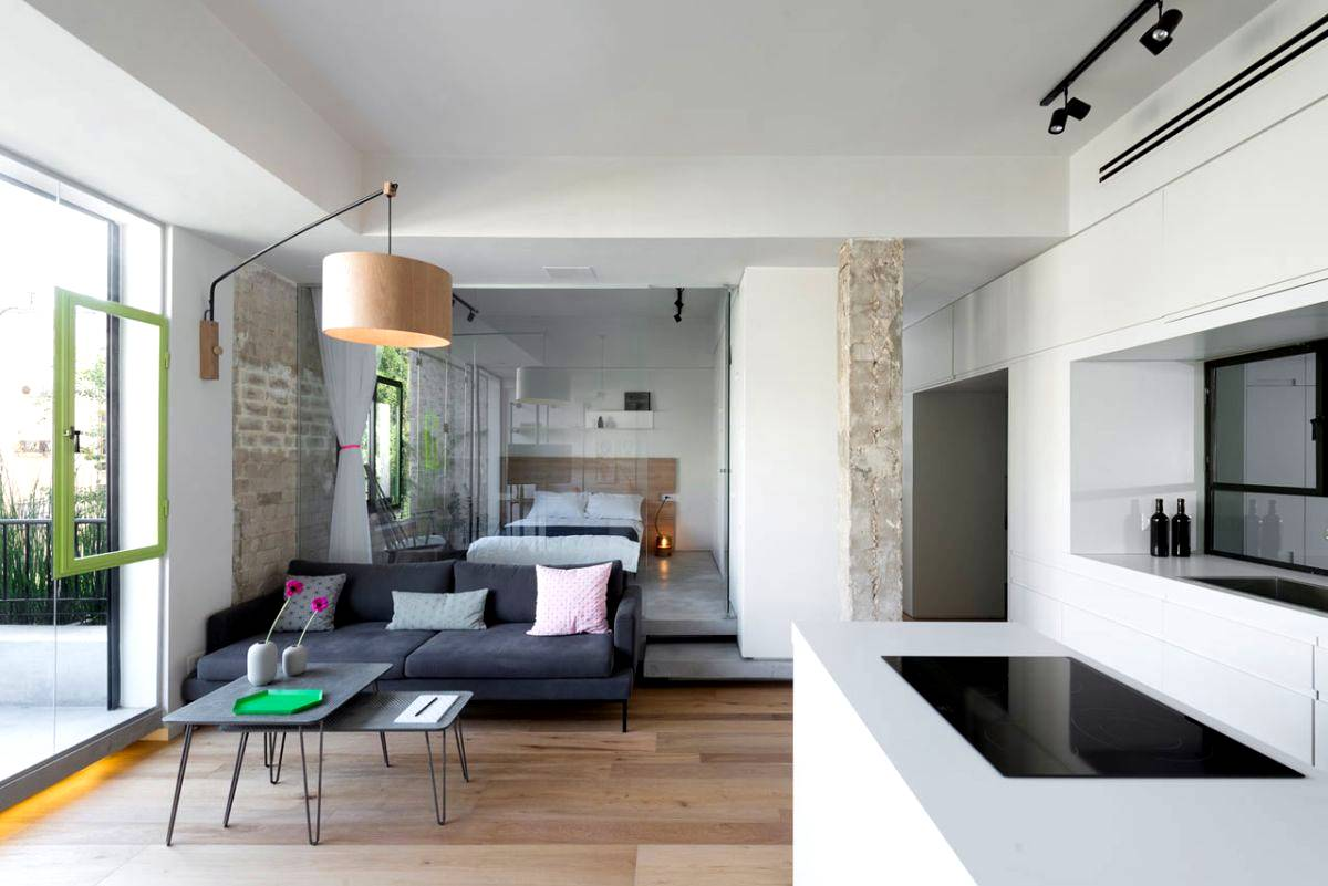 Japanese Modern Apartment – Living Exclusive in Effortless Harmony